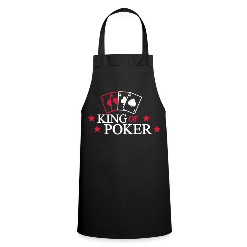 King of Poker (koken) - Keukenschort