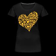 Camisetas ~ Camiseta premium mujer ~ Cheetah