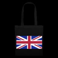 Bolsas y mochilas ~ Bolsa de tela ~ Bandera Inglaterra