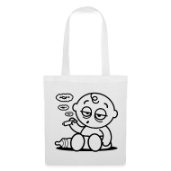 Bolsas y mochilas ~ Bolsa de tela ~ baby bag