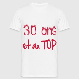 30_ans Tee shirts - T-shirt Homme