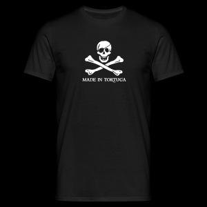 ~ Made in Tortuga ~ - Männer T-Shirt