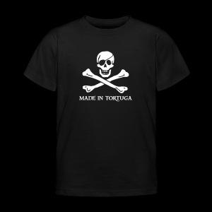 ~ Made in Tortuga ~ - Kinder T-Shirt