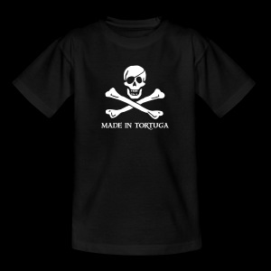 ~ Made in Tortuga ~ - Kinder T-Shirt