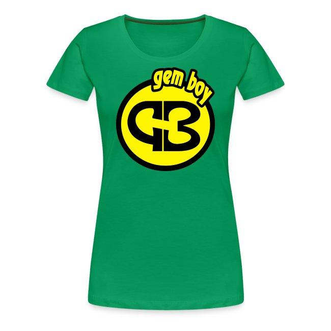 T-shirt donna GB
