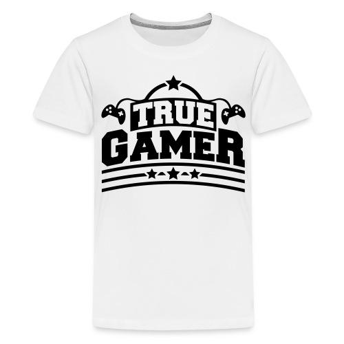 gamers gams - Teenager premium T-shirt