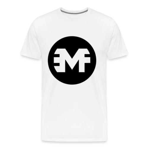 EMF Circle Shirt männl. - Männer Premium T-Shirt