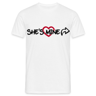 Camisetas ~ Camiseta hombre ~ She's mine