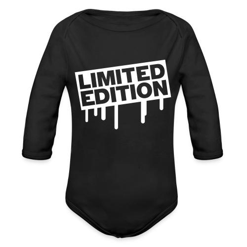 Limited Edition 1 - Baby Bio-Langarm-Body