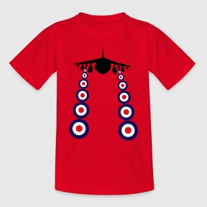 Harrier Mod Kids T-shirt - Kids' T-Shirt
