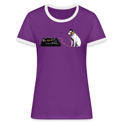 Woman's Ringer T-Shirt - Women's Ringer T-Shirt