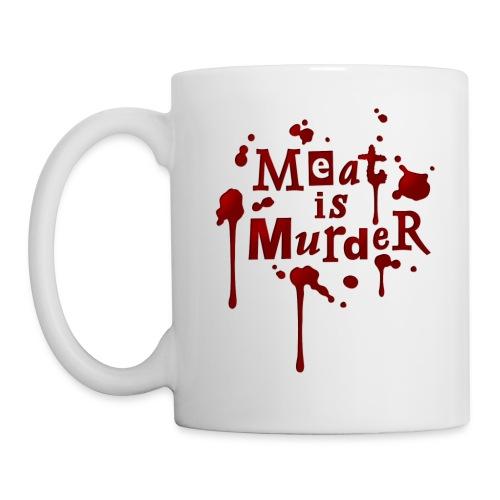 Tasse 'Meat is Murder!' - Tasse