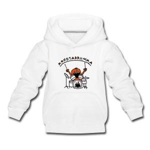 Monstadrumma - Kids' Premium Hoodie