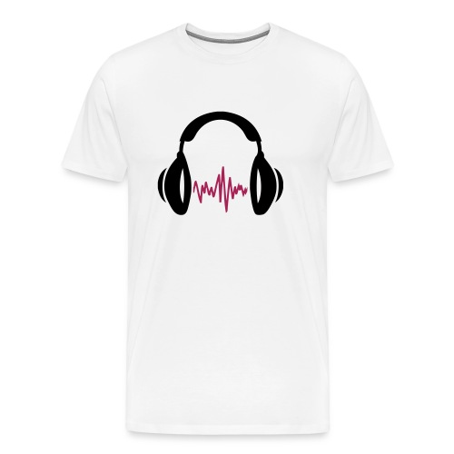T-Chirt Casque - T-shirt Premium Homme