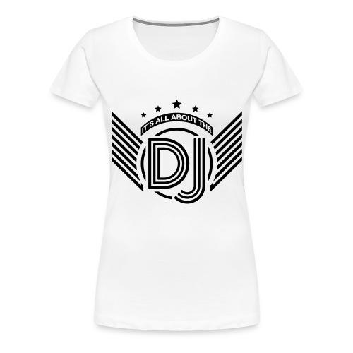 T-Chirt Femme Official - T-shirt Premium Femme