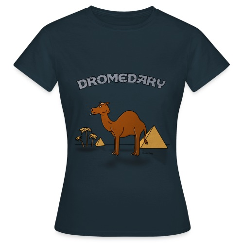 Joe le Dromadaire for Girls - T-shirt Femme