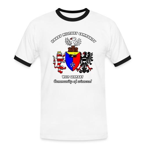 Hanau Military Community - Men's Ringer Shirt