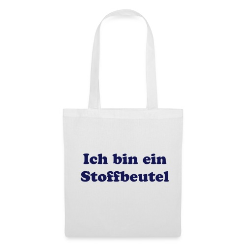 Digital Transfer Tote Bag with Text (Express) - Stoffbeutel
