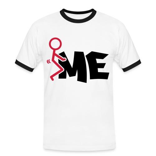 T-shirt Fuck Me  - Maglietta Contrast da uomo