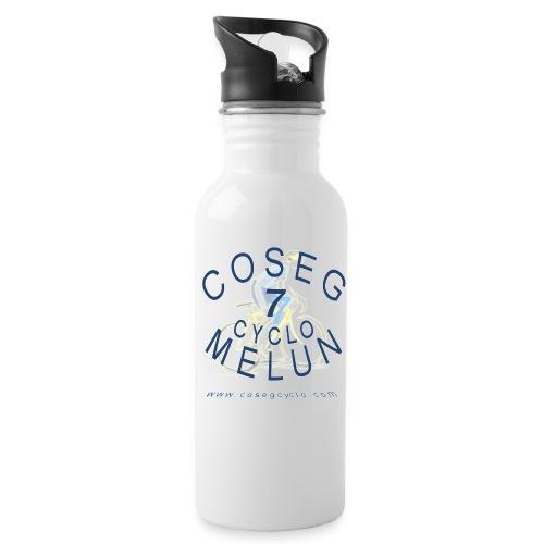 La gourde du Coseg Cyclo - Gourde