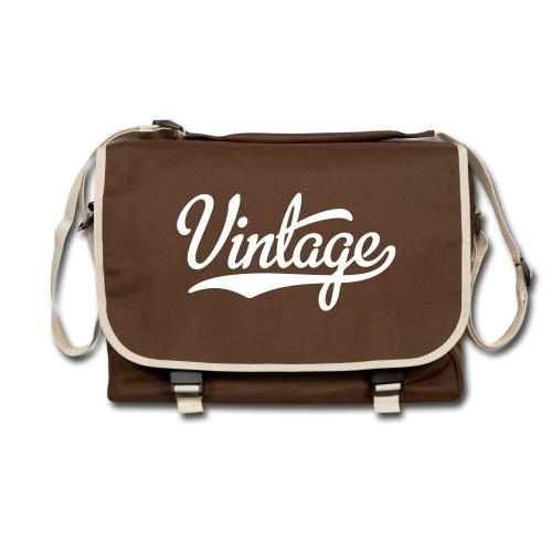Vintage Shoulder Bag - Shoulder Bag