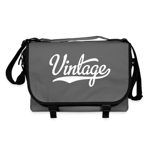 Vintage Shoulder Bag - Shoulder Bag
