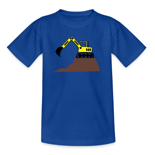 Bagger Kindershirt - Kinder T-Shirt