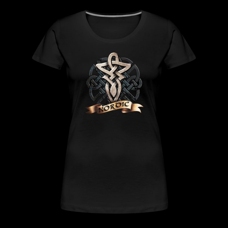 Nordic Tribal - Frauen Premium T-Shirt
