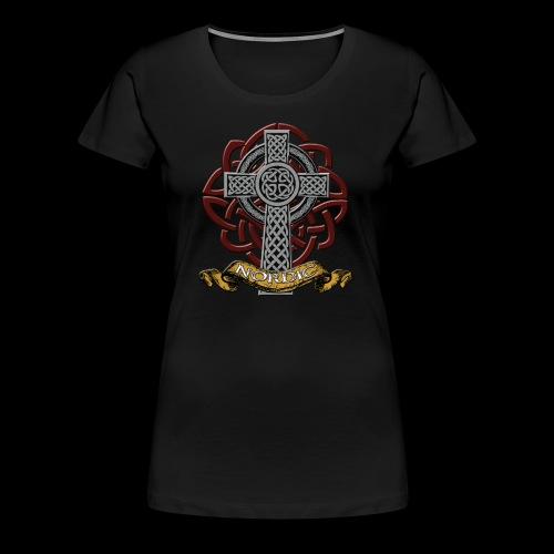 Nordic v1 - Frauen Premium T-Shirt