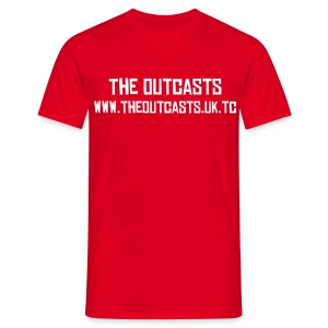Simple Outcast Shirt - Men's T-Shirt