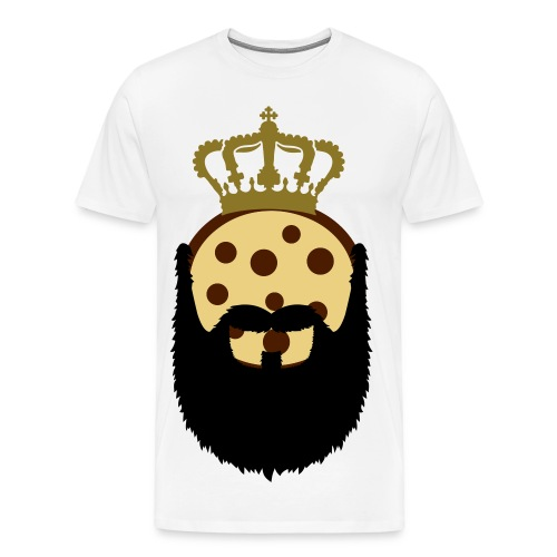 cokie king - Herre premium T-shirt