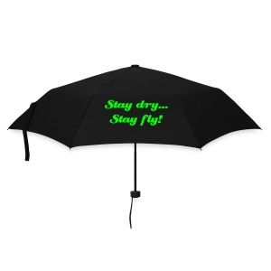Stay dry... Stay fly! - Umbrella (small)