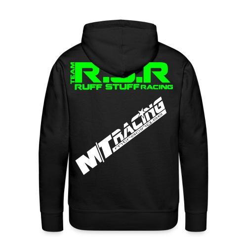 Hoodie herr RSR/MT - Premiumluvtröja herr