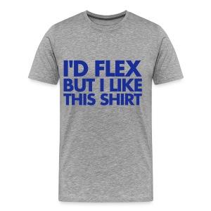 Flex - Men's Premium T-Shirt