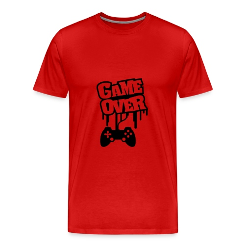 GameOver - T-shirt Premium Homme