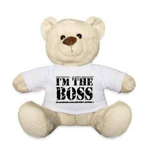 The Boss is Teddy - Teddy