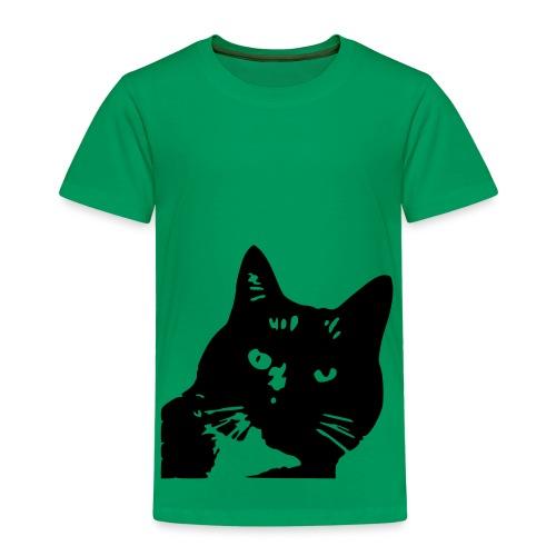 Kinder Katzen Shirt - Kinder Premium T-Shirt