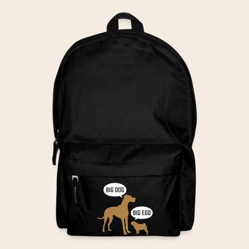 Rucksack Big Dog Big Ego - Rucksack