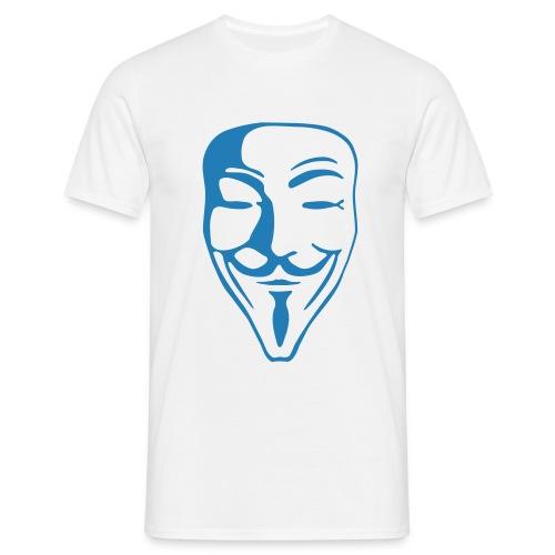 Guy Fawkes - Männer T-Shirt