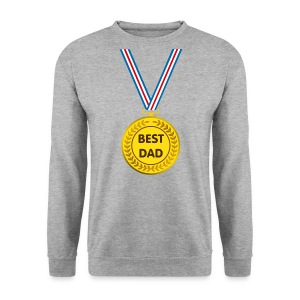 Best dad - Men's Sweatshirt