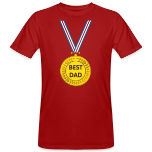 Best dad - Men's Organic T-shirt