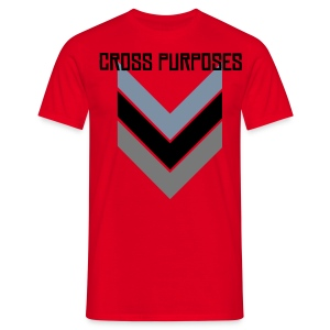 CROSS PURPOSES ALBUM T - Men's T-Shirt