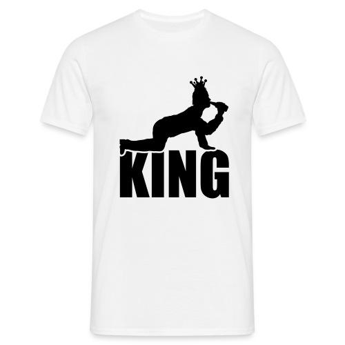 King - Männer T-Shirt