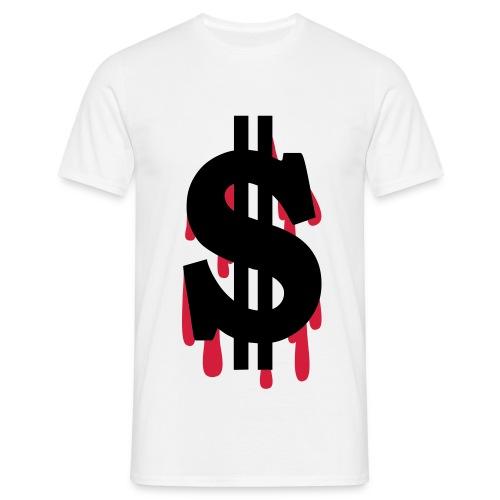 Geld - Männer T-Shirt