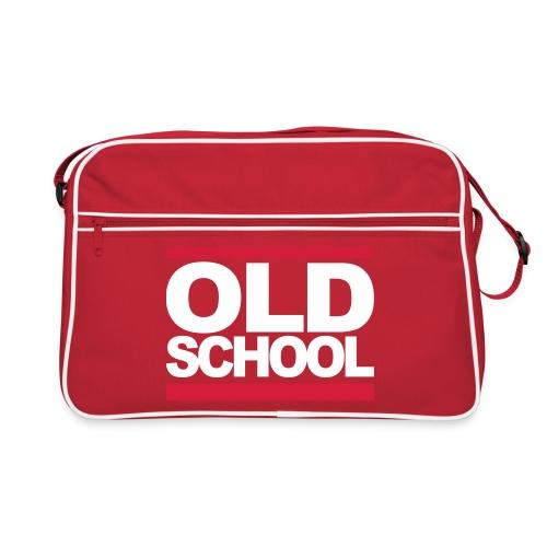 OLD SCHOOL Trendy retro -Bag - Retro Tasche