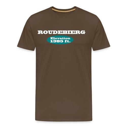 Roudebierg-Shirt - Männer Premium T-Shirt