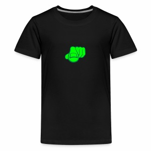 DU! - Teenager Premium T-Shirt