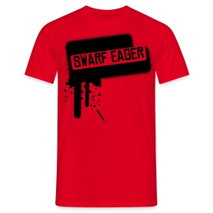 SWARF EAGER T - Men's T-Shirt