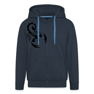 Scorpion Hoodie - Men's Premium Hooded Jacket