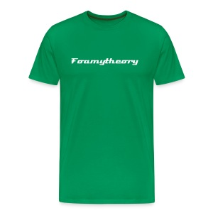 Foamytheory  - Men's Premium T-Shirt